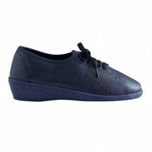 Blancheporte Vycházková obuv s tkaničkami nám.modrá 36