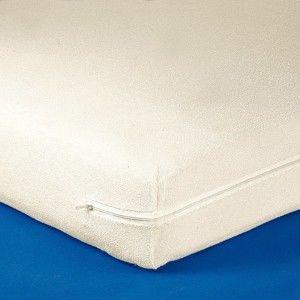 Blancheporte Pružný potah na matrace, výška matrace 25 cm béžová 90x190cm