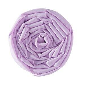 Blancheporte Žerzejové napínací prostěradlo lila napínací prostěradlo 90x190cm