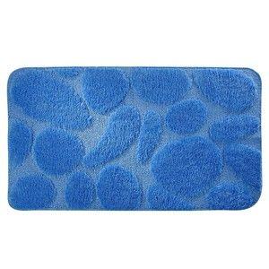 Blancheporte Koupelnová předložka, Oblázky tmavě modrá 50x80cm