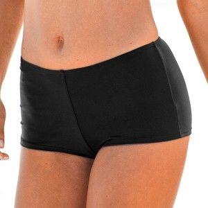Blancheporte Plavkové boxerky, efekt plochého bříška černá 38