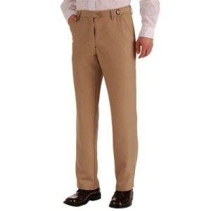 Blancheporte Kalhoty, 100% polyester, nastavitelný pas béžová 60