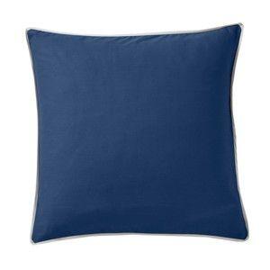 Blancheporte Jednobarevné povlaky na polštáře s lemováním, zn. Colombine námořnická modrá povlak na polštář 50x70cm+lem