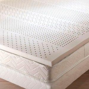 Blancheporte Podložka do postele Airflow režná 160x200cm