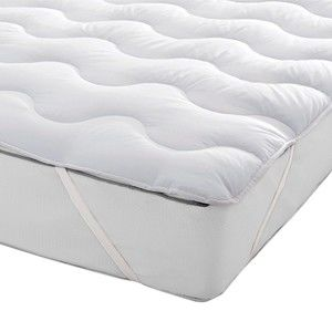 Blancheporte Podložka do postele Hollofil Eco bílá 160x200cm