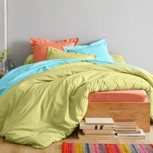 Blancheporte Jednobarevné povlečení, bavlna anýzová povlak na polštář 40x40cm+lem