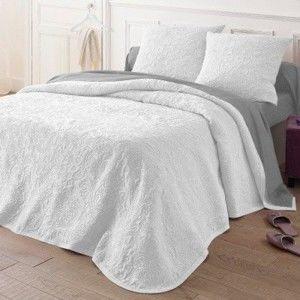 Blancheporte Přehoz na postel Melisa bílá 250x250cm