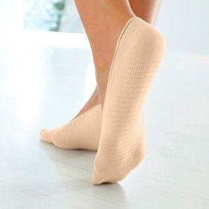 Blancheporte Kotníkové ponožky s úpravou proti zápachu, 1 pár 38/40