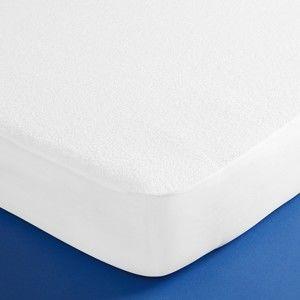 Blancheporte Potah na matraci bílá 140x190cm, roh 25cm