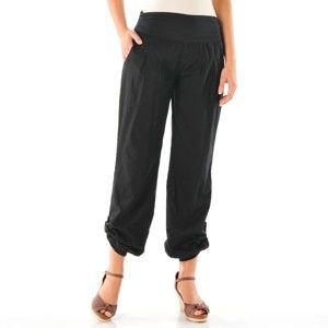 Blancheporte Vzdušné kalhoty černá 46