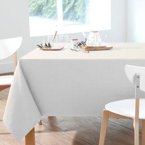 Blancheporte Ubrus s teflonovou úpravou, bavlna-len, zn. Colombine režná 150x300cm