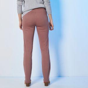 Blancheporte Tvarující kalhoty s efektem plochého bříška pralinková 42