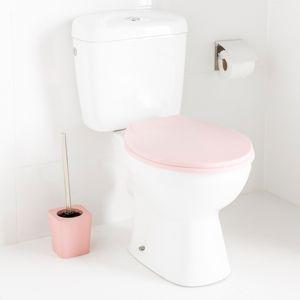 Blancheporte Univerzální WC sedátko růžová pudrová