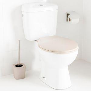 Blancheporte Univerzální WC sedátko hnědošedá