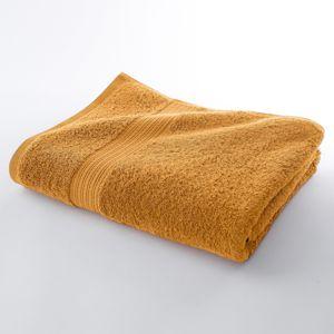 Blancheporte Kolekce bavlněné froté, bio bavlna okrová 50x100cm