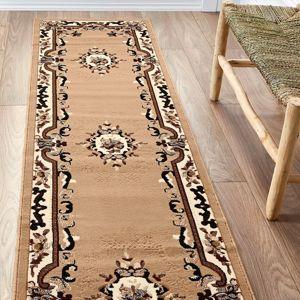 Blancheporte Orientální kobereček Tisíc a jedna noc béžová 70x400cm